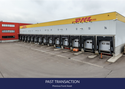 DHL, Contern (Luxembourg)