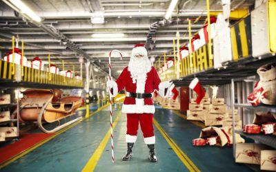 Santa Claus and his logistics miracle
